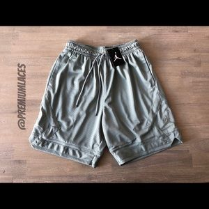 45b228df6daa5c Nike Shorts - AIR JORDAN DIAMOND MESH BASKETBALL SHORTS